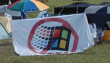 no windows